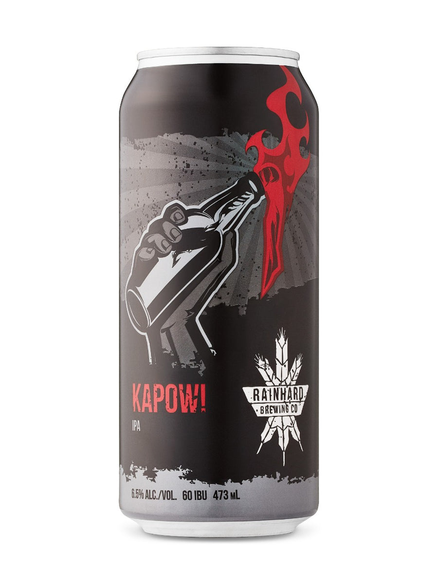 Rainhard Brewing Kapow! West Coast IPA 473ml