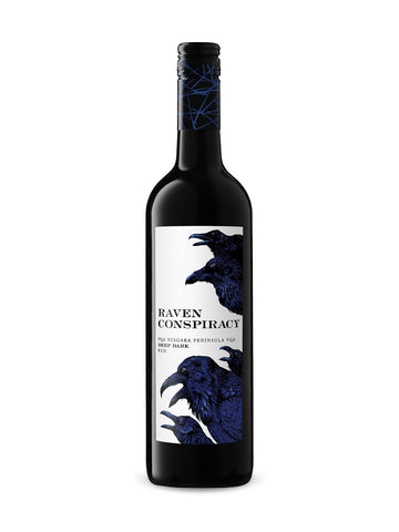 Raven Conspiracy Deep Dark Red VQA 750ml