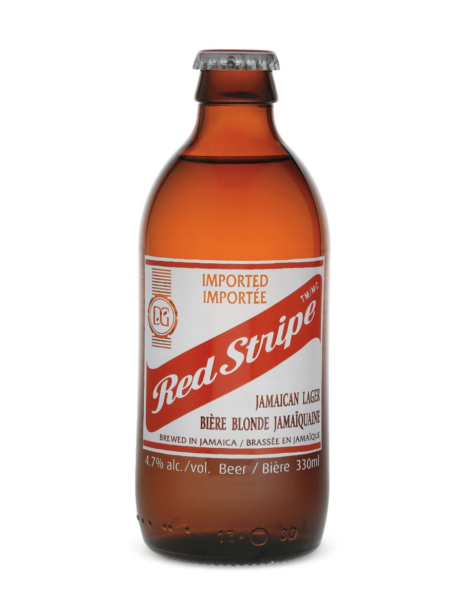 Red Stripe Lager 6x330ml