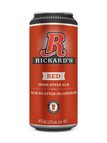 Rickard's Red 473ml