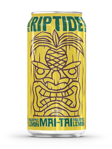 Riptide Pineapple Lemon Mai Tai 473ml