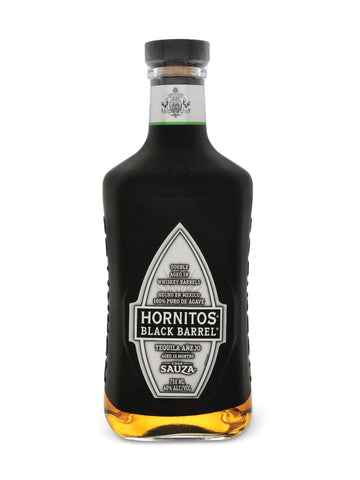Sauza Hornitos Black Barrel Tequila 750ml