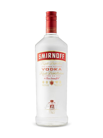 Smirnoff Vodka (PET) 1140ml