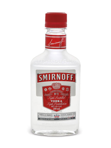 Smirnoff Vodka (PET) 200ml