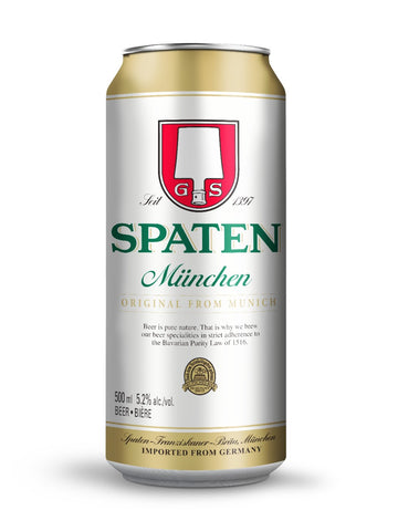 Spaten Original Munich Beer 500ml