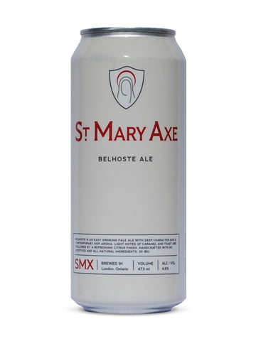 St. Mary Axe Belhoste Ale 473ml