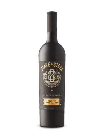 Stave & Steel Bourbon Barrel Aged Cabernet Sauvignon 750ml