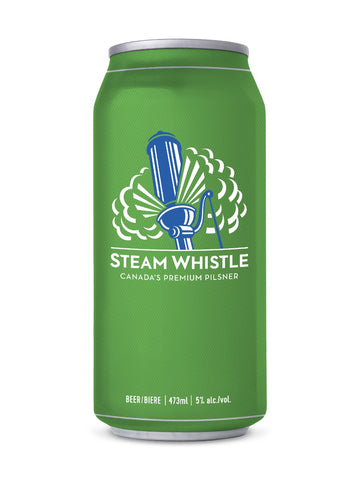 Steam Whistle Premium Pilsner 473ml