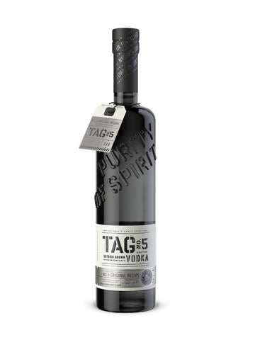 Tag No. 5 Vodka 750ml