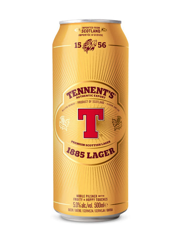 Tennent's Export Lager 500ml
