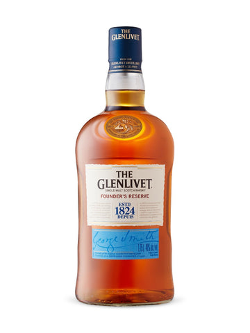 The Glenlivet Founder's Reserve Scotch Whisky 1750ml