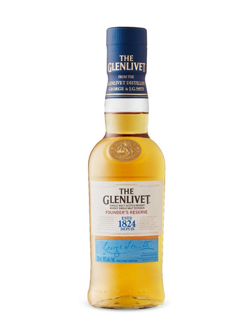 The Glenlivet Founder's Reserve Scotch Whisky 200ml