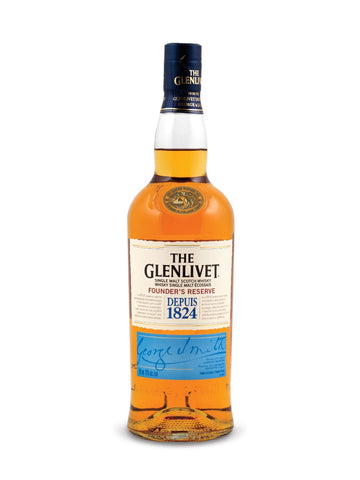 The Glenlivet Founder's Reserve Scotch Whisky 750ml