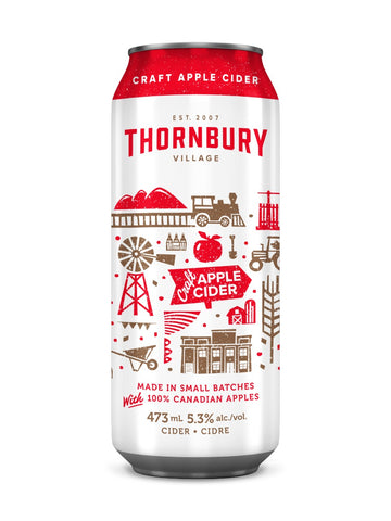 Thornbury Village Craft Apple Cider 473ml