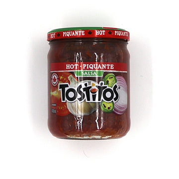 Tostitos Hot Salsa 425g