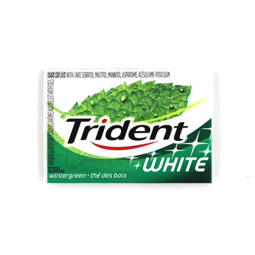 Trident White Winter Green