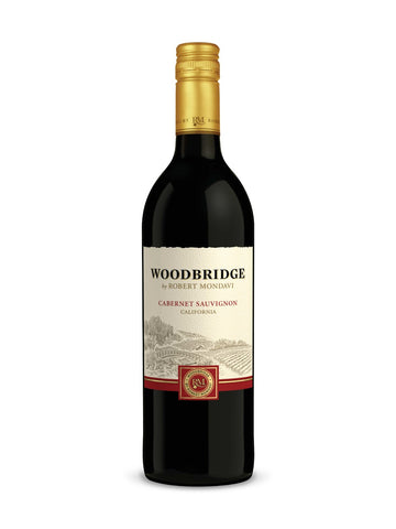 Woodbridge By Robert Mondavi Cabernet Sauvignon 750ml