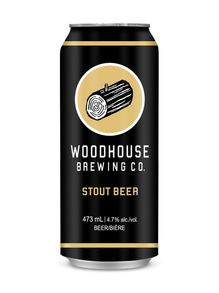 Woodhouse Stout 473ml