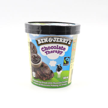 Ben & Jerry's Chocolate Therapy 500ml