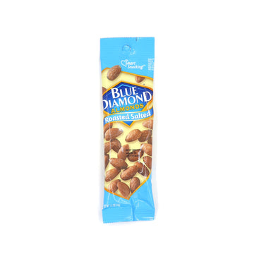 Blue Diamond Almonds Roasted & Salted 43g