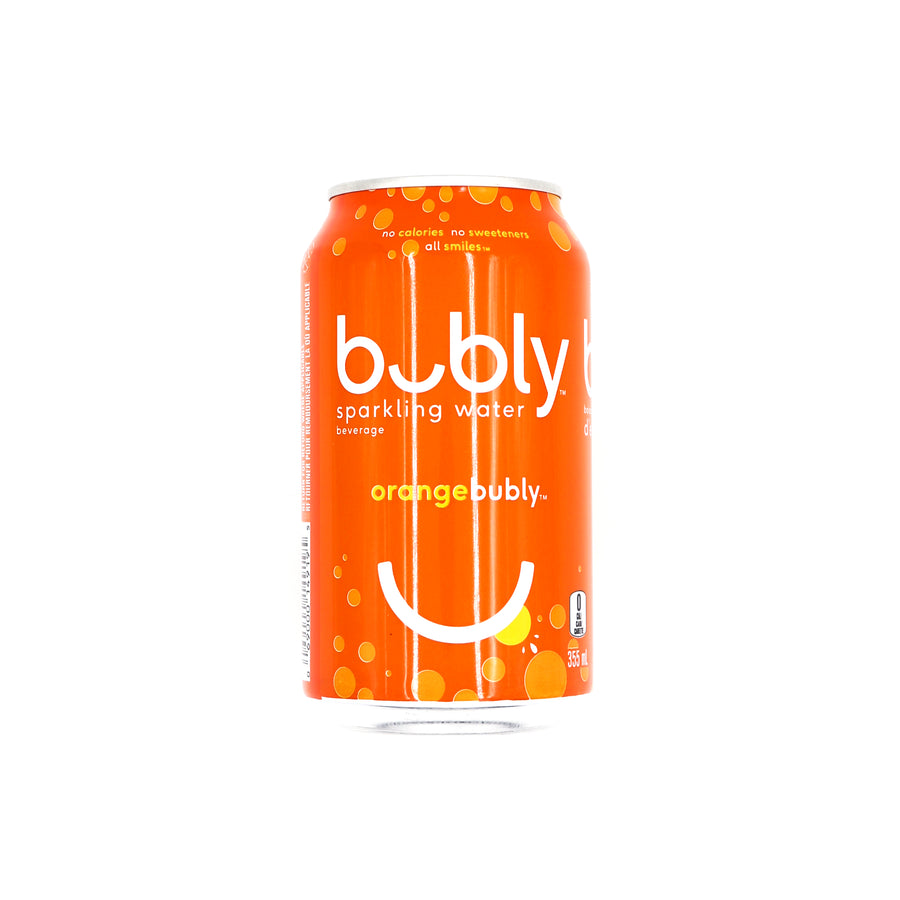 Bubly Orange Sparkling