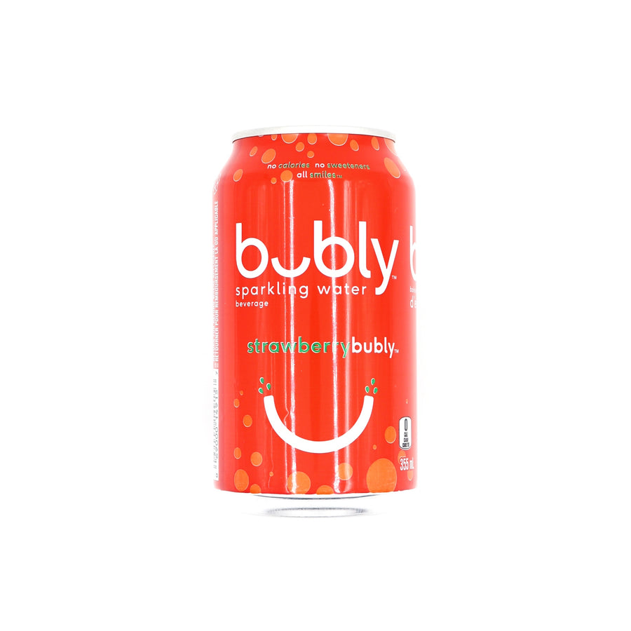 Bubly Strawberry Sparkling