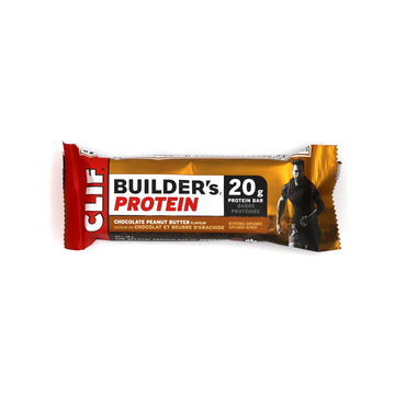 Clif builder's protein chocolate peanut butter 68g