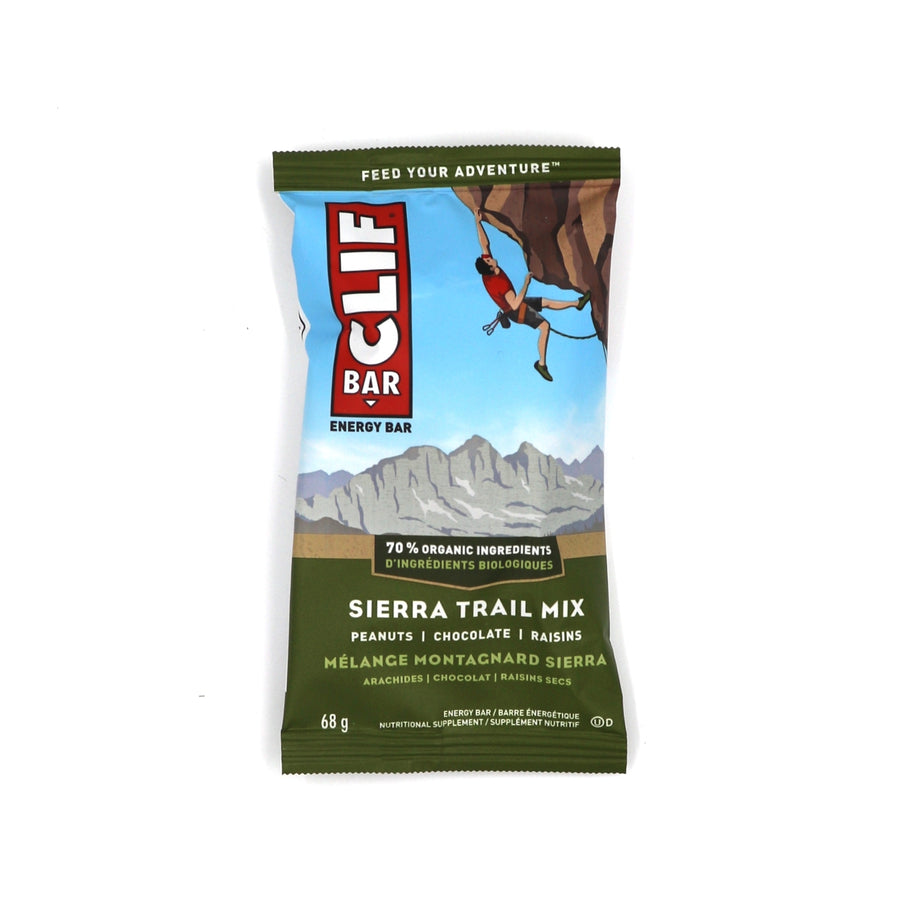 Clif bar sierra trail mix 68g