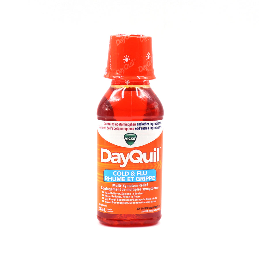 DayQuil Cold & Flu 236ml