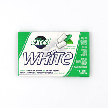 Excel White Spearmint