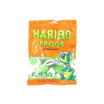 Haribo Frogs 142g