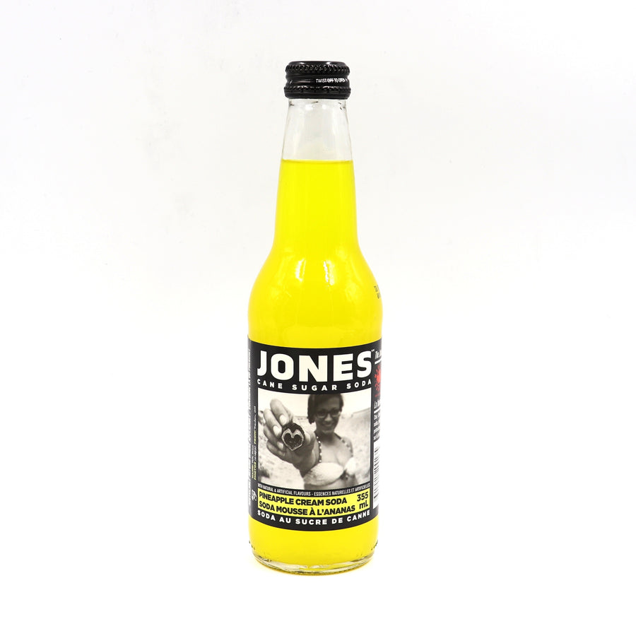 Jones Soda Pineapple