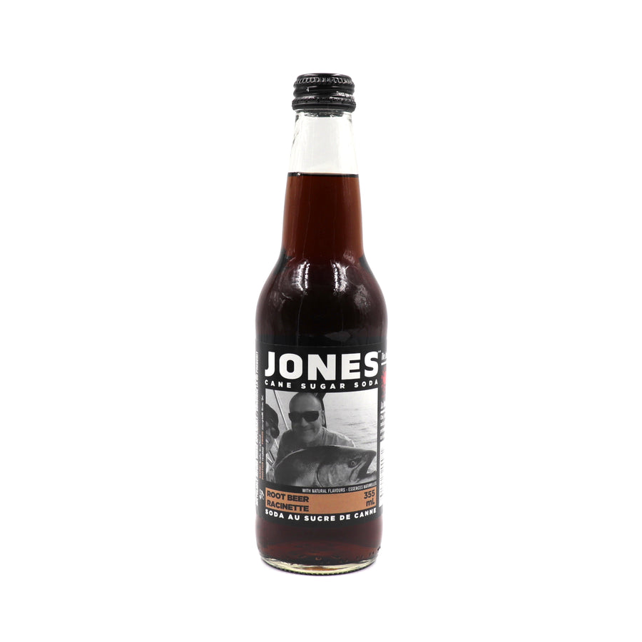 Jones Soda Root Beer