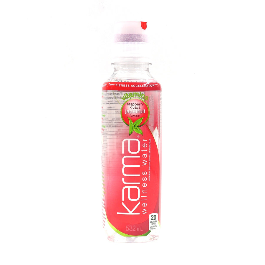 Karma Wellness Water Raspberry Guava Jackfruit