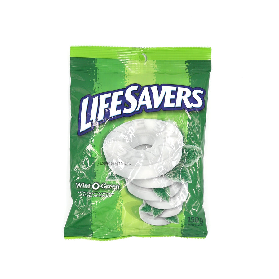 Lifesavers Mint-O-Green