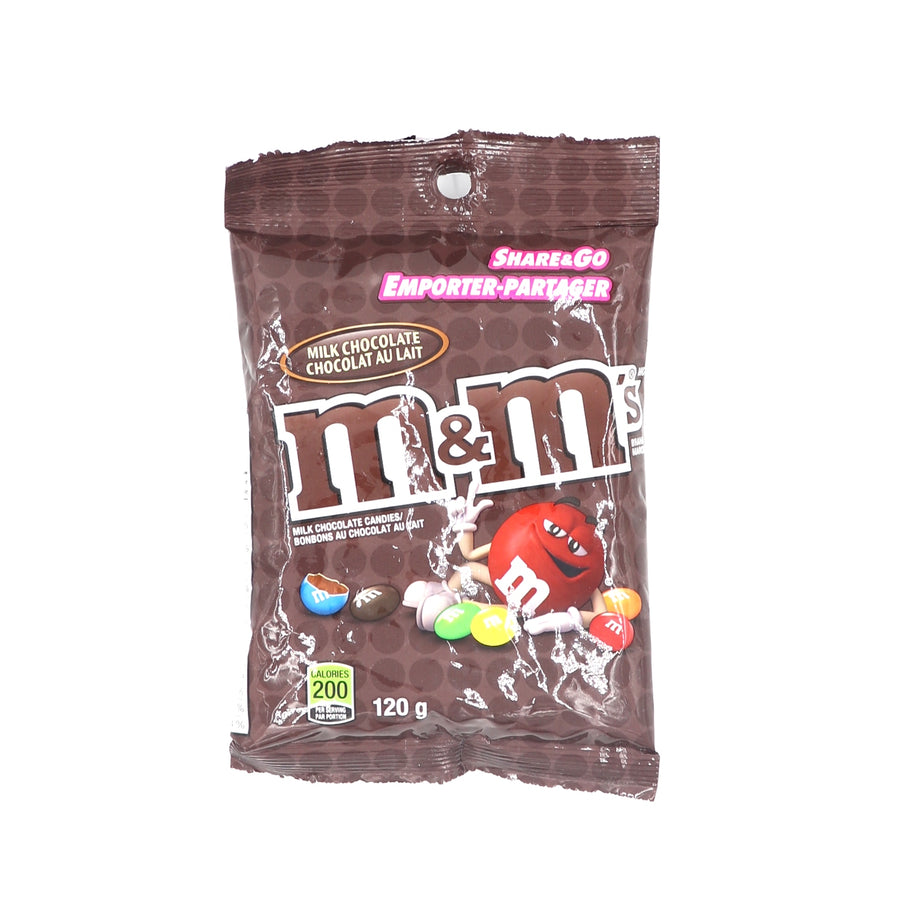 M&M's Milk chocolate 109g