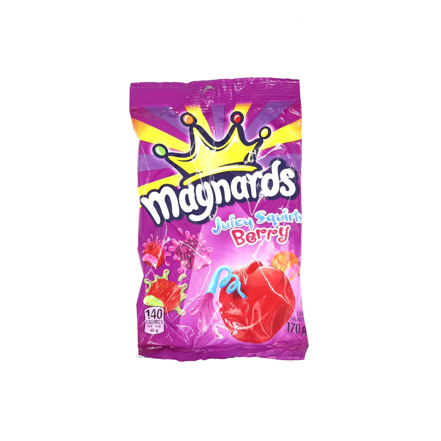 Maynards Juicy Squirts Berry 170g