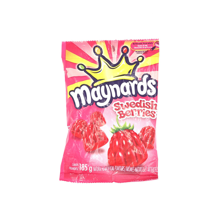 Maynards Swedish Berries 185g