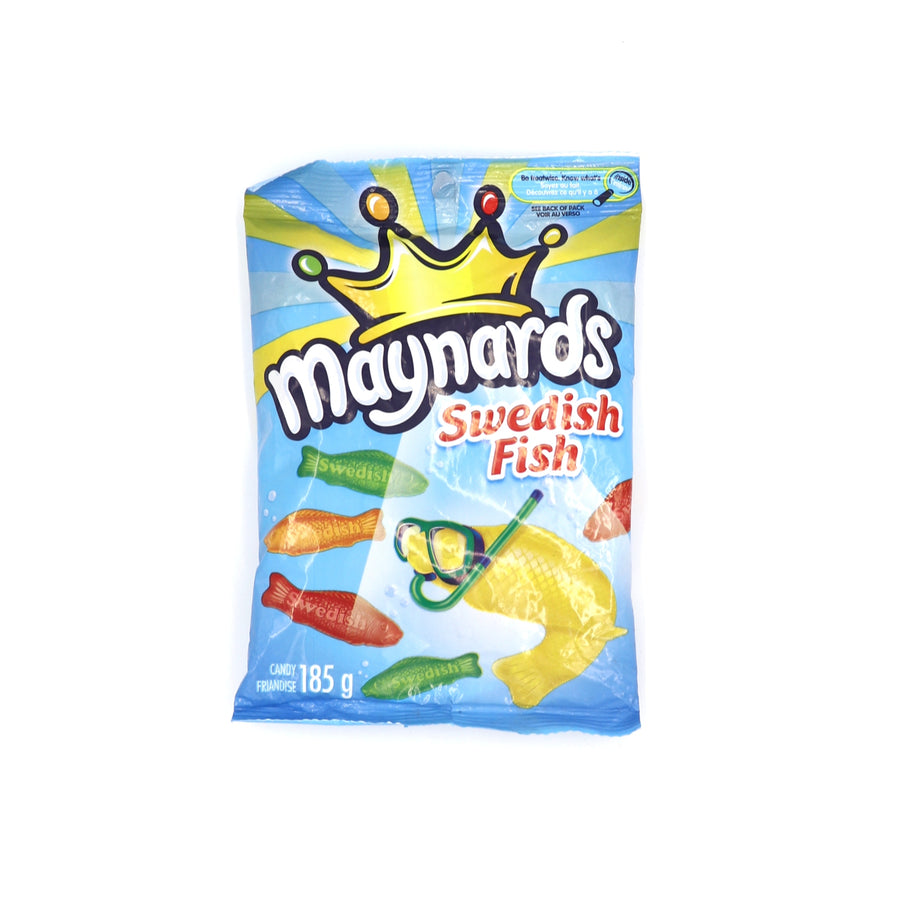 Maynards Swedish Fish 185g