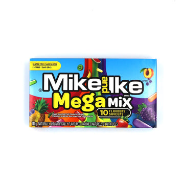 Mike and Ike 10 Flavours