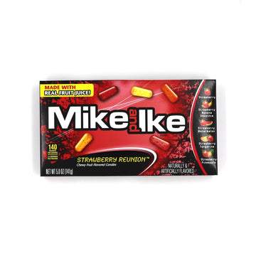 Mike and Ike Strawberry Reunion