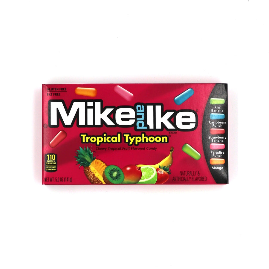 Mike and Ike Tropical Typhoon