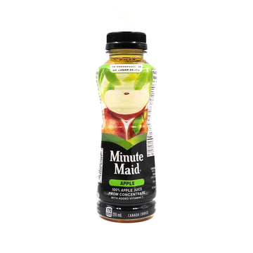 Minute Maid Apple Juice