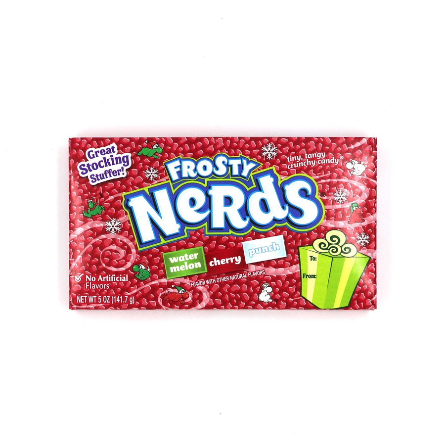 Nerds Frosty Watermelon-Cherry-Punch 141.7g