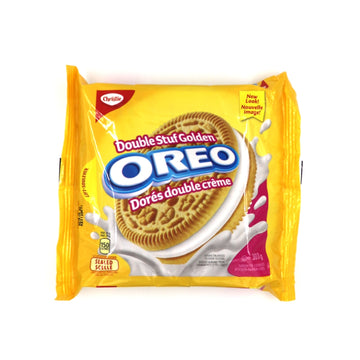 Oreo Golden Double Stuf 303g