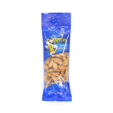 Planters Salted Cashews 42g