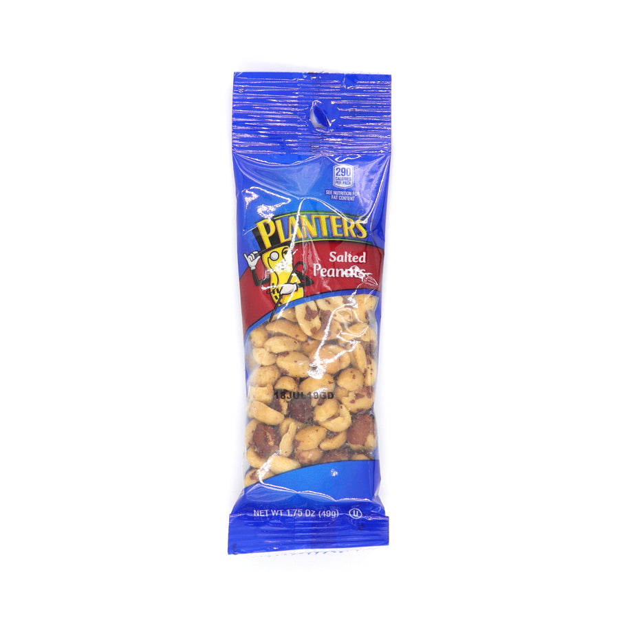 Planters Salted Peanuts 42g