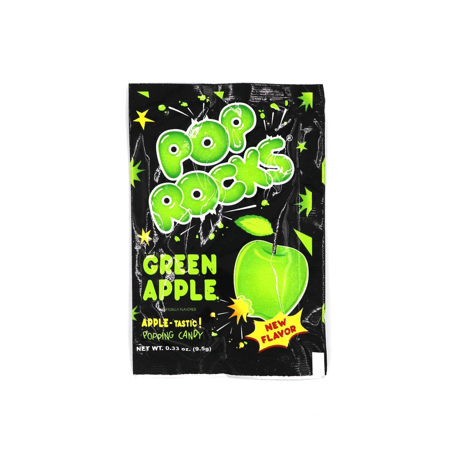 Pop Rocks Green Apple 10.5g