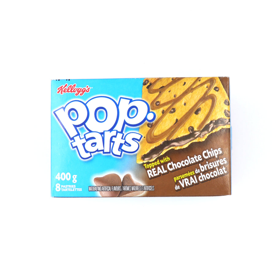Poptarts Real Chocolate Chip 100g