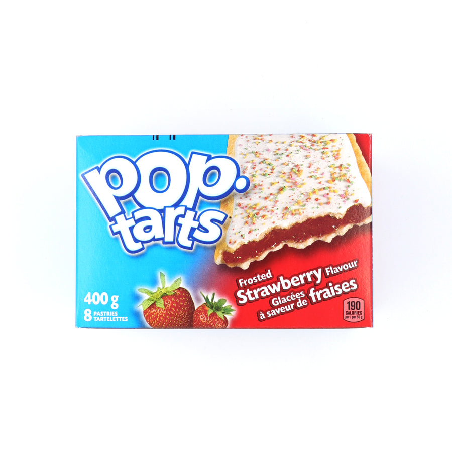Poptarts Strawberry 100g